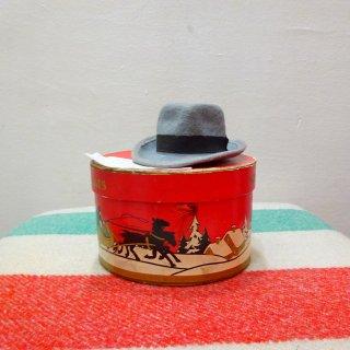 Vintage Stetson Felt Gift Hat