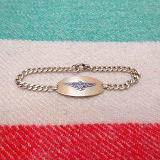 WW2 40's U.S.Naval Aviator Bracelet