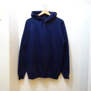 Dead Stock 80's AKOM Hooded Sweat Shirts size L