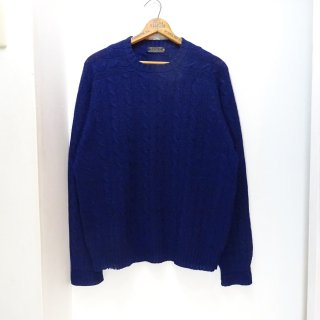 80's Brooks Brothers Wool Sweater size 46