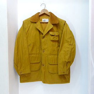 70's Black Sheep Brown Duck Hunting Jacket size M