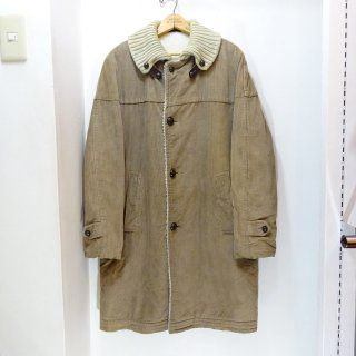 50's Vintage Corduroy Donkey Coat size 42