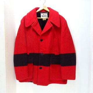 70's Woolrich Wool Boa Jacket size 42