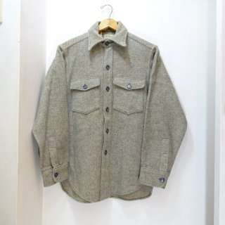 70's L.L.Bean Tweed Shirts size S