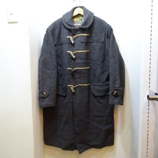 50/60's Gloverall Round Collar Duffel Coat size about 44