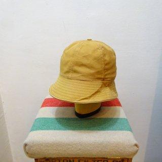 80's L.L.Bean Brown Duck Bucket Hat size M
