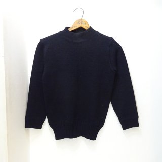 40's U.S.NAVY Semi Turtle Gob Sweater size S ステンシル入り
