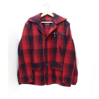 40's DRYBAK Wool Mackinaw Jacket size about 38