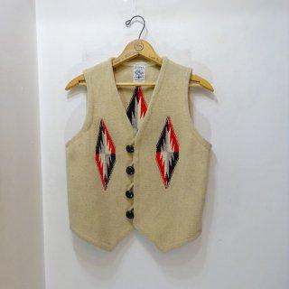 ORTEGA'S Chimayo Vest size 34