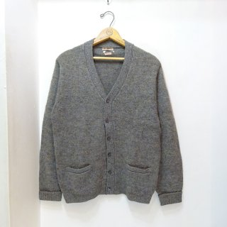 60's Alan Paine Border Wool Cardigan Sweater size 40