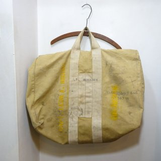 40's WW2 U.S.ARMY & NAVY Canvas Kit Bag with Stencil