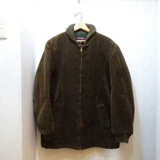 60's James Wells Corduroy Pharaoh Coat size M