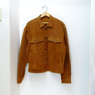 1992年製 J.Peterman Co Suede Jacket size M