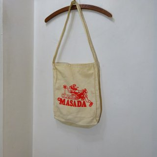 80's Canvas Shoulder Bag