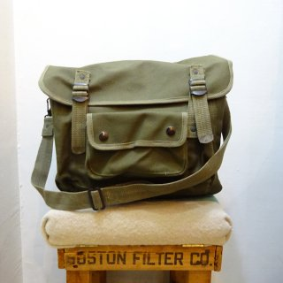 〜70's Civilian U.S.Military Musette Shoulder Bag