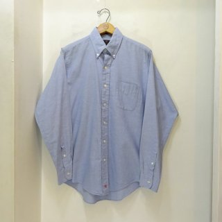 80's Abercrombie & Fitch Oxford B.D Shirts size 15-33