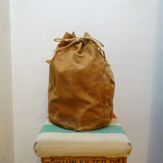 〜30's Abercrombie & Fitch Brown Canvas Bag