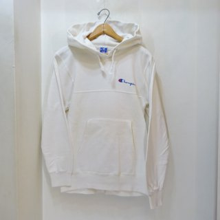 90's Champion Front-V Sweat Parka Made in U.S.A size S