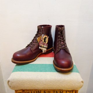 New L.L.Bean × Chippewa Leather Work Boots Brown size 9D
