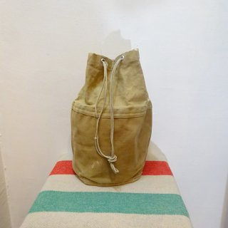 30's L.L.BEAN Canvas Fishing Bag