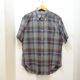 70's McGREGOR Cotton B.D Shirts size M 3点留め
