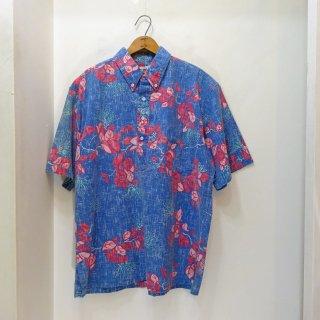 70's Reyn Spooner Pullover Hawaiian Shirts
