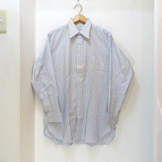 Dead Stock Early 50's Vintage Cotton Stripe Shirts