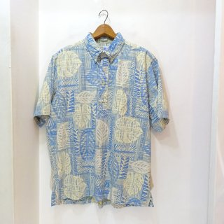 90's Reyn Spooner Pullover Hawaiian Shirts size L