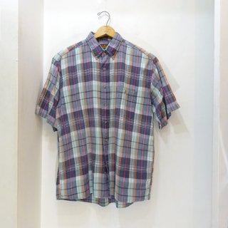 90's Jos.A.Bank Indian Madras B.D Shirts size L
