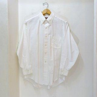 Dead Stock 60's VAN HEUSEN Cotton B.D Shirts White size 15 1/2 - 32