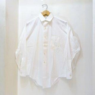 Dead Stock 60's Manhattan Cotton White Shirts size 15 - 32 Long wearing collar