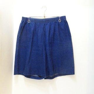 90's〜 Season Ticket Denim Shorts size XL (W32〜)