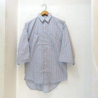 Dead Stock 80's SATURDAYS Half Sleeve Shirts size S