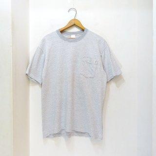 80's Towncraft Cotton Border T-Shirts size M