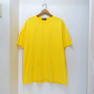 90's LANDS' END Cotton T-Shirts size L Made in U.S.A