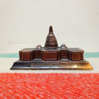Old The U.S. Capitol Ornament Made in Japan