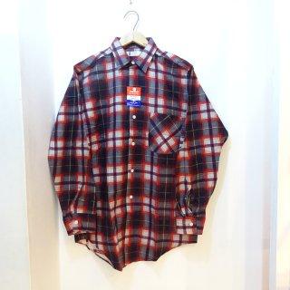 Dead Stock SPIEGEL Printed Flannel Work Shirts size 15
