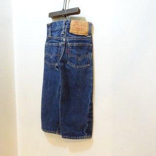 50/60's LEVI'S 503ZXX Denim Pants size AGE 0 W18 L14