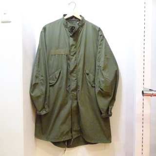1976y U.S.ARMY M-65 Fish Tail Parka size S Regular
