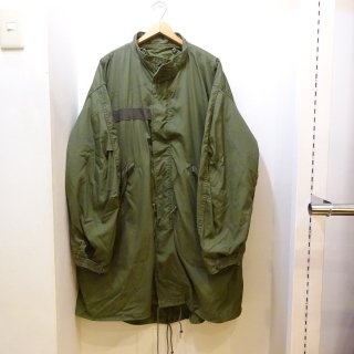 1983y U.S.ARMY M-65 Fish Tail Parka with Liner size L
