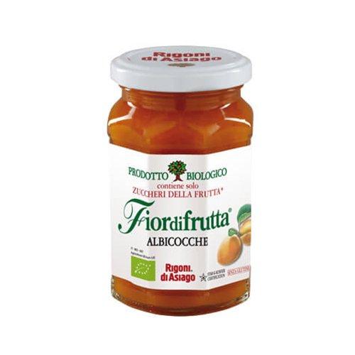 オーガニック フルーツスプレッド「アプリコット」250g(Rigoni di Asiago/リゴーニ ディ アシアゴ)(Fiordifrutta/フィオールディフルッタ)