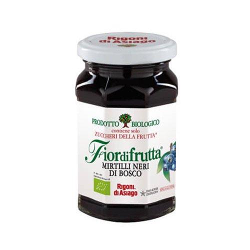 オーガニック フルーツスプレッド「ブルーベリー」250g(Rigoni di Asiago/リゴーニ ディ アシアゴ)(Fiordifrutta/フィオールディフルッタ)