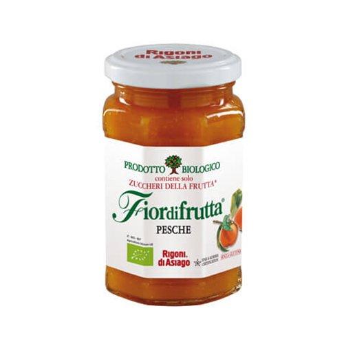 オーガニック フルーツスプレッド「ピーチ」250g(Rigoni di Asiago/リゴーニ ディ アシアゴ)(Fiordifrutta/フィオールディフルッタ)