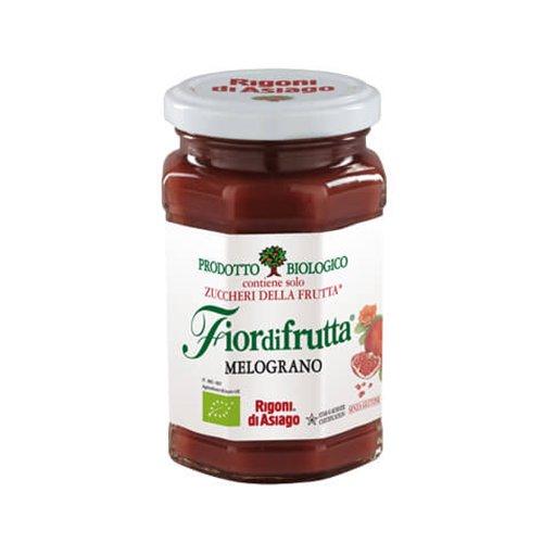 オーガニック フルーツスプレッド「ザクロ」250g(Rigoni di Asiago/リゴーニ ディ アシアゴ)(Fiordifrutta/フィオールディフルッタ)