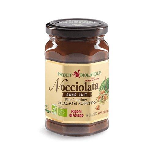 オーガニック ヘーゼルナッツ チョコレートスプレッド(ビーガン) 270g(Rigoni di Asiago/リゴーニ ディ アシアゴ)(Nocciolata/ノチオラタ)