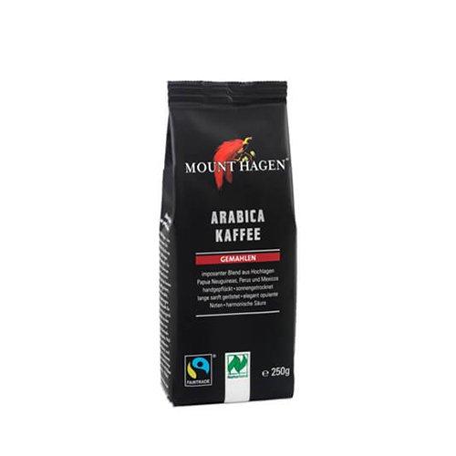 フェアトレード ロースト&グラウンド コーヒー 250g(MOUNT HAGENl/マウントハーゲン)