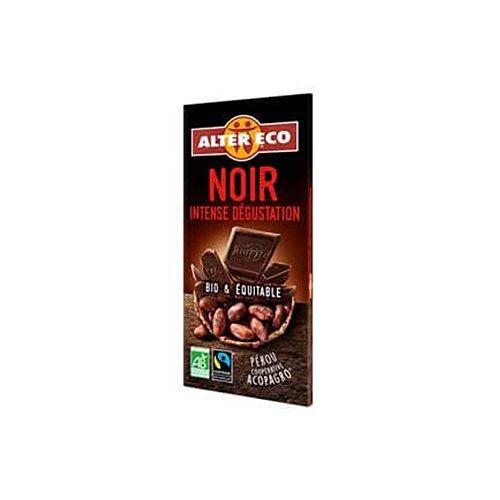 フェアトレード チョコレート カカオ60%【ノワールアンターンス】(ALTER ECO/アルテルエコ)