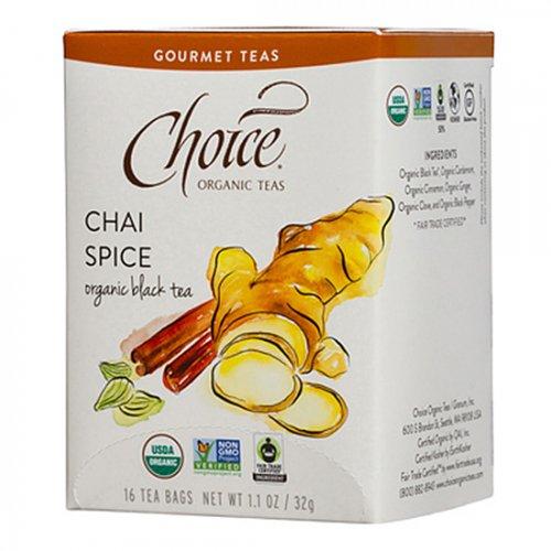 有機紅茶 チャイスパイスティー 16袋(Granum/グラナム)