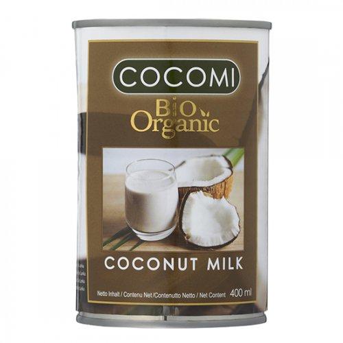 有機ココナッツミルク/400ml(COCOM/ココミ)