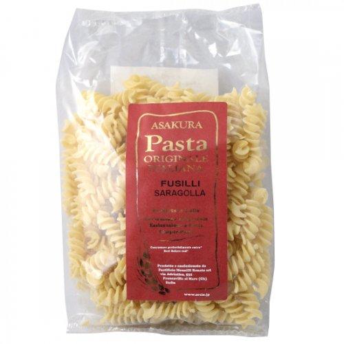 古代小麦パスタ/サラゴッラ フジッリ 五分搗き 240g